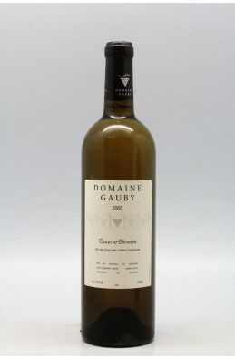 Gauby Côtes Catalanes Coume Gineste 2005 blanc