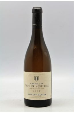 Vincent Dancer Chevalier Montrachet 2002