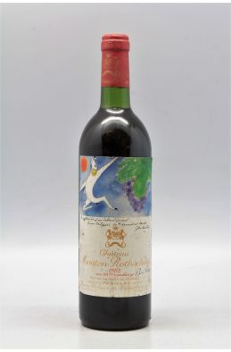 Mouton Rothschild 1982 -5% DISCOUNT !