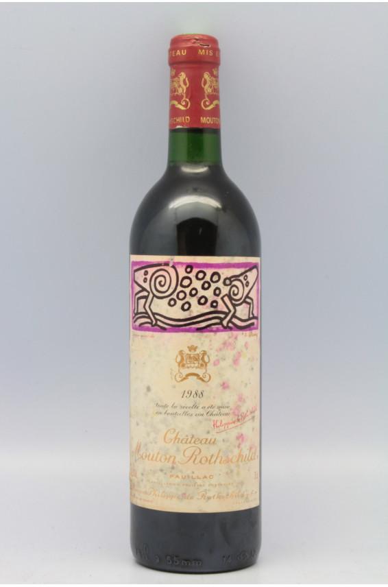Mouton Rothschild 1988