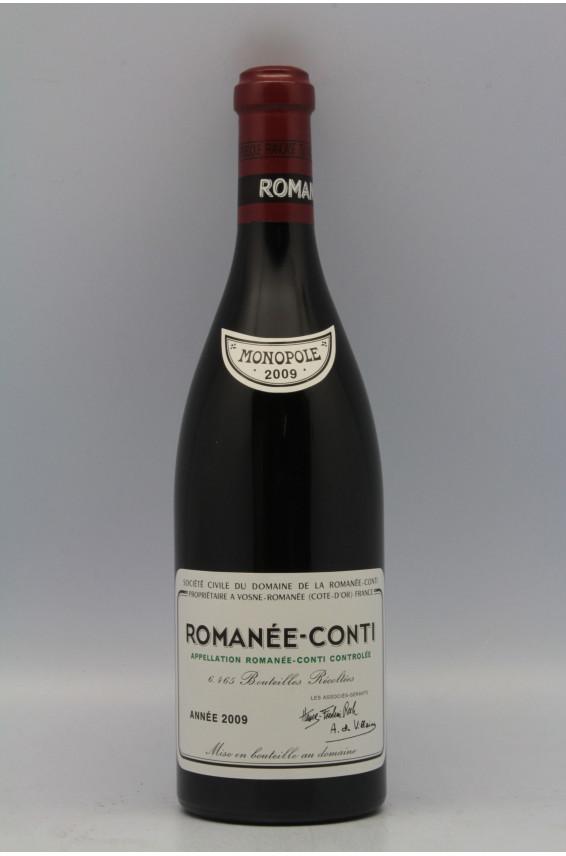 Romanée Conti 2009