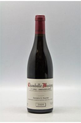 Georges Roumier Chambolle Musigny 1er cru Les Amoureuses 2009
