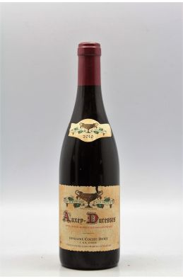 Coche Dury Auxey Duresses 2010