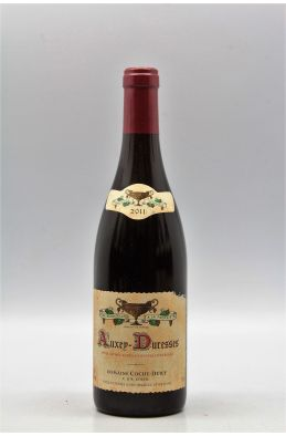 Coche Dury Auxey Duresses 2011