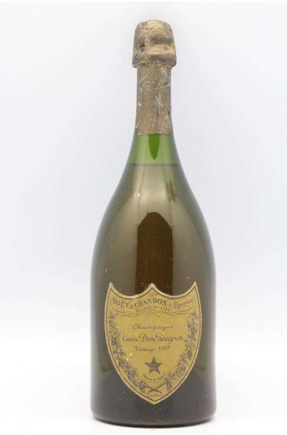 Dom Pérignon 1969