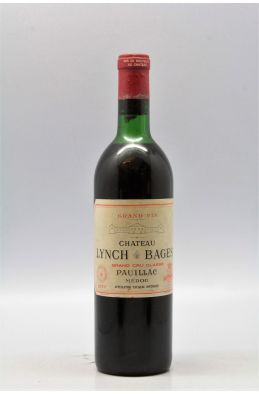 Lynch Bages 1970 -5% DISCOUNT !