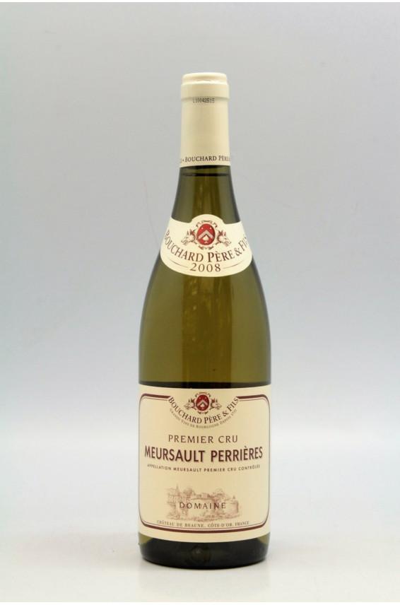 Bouchard P&F Meursault 1er cru Perrières 2008