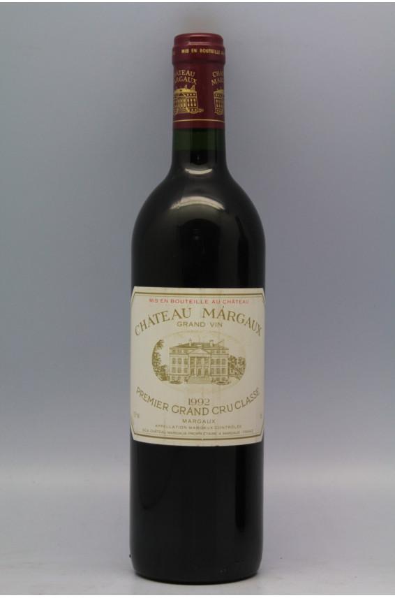 Chateau Margaux 1992