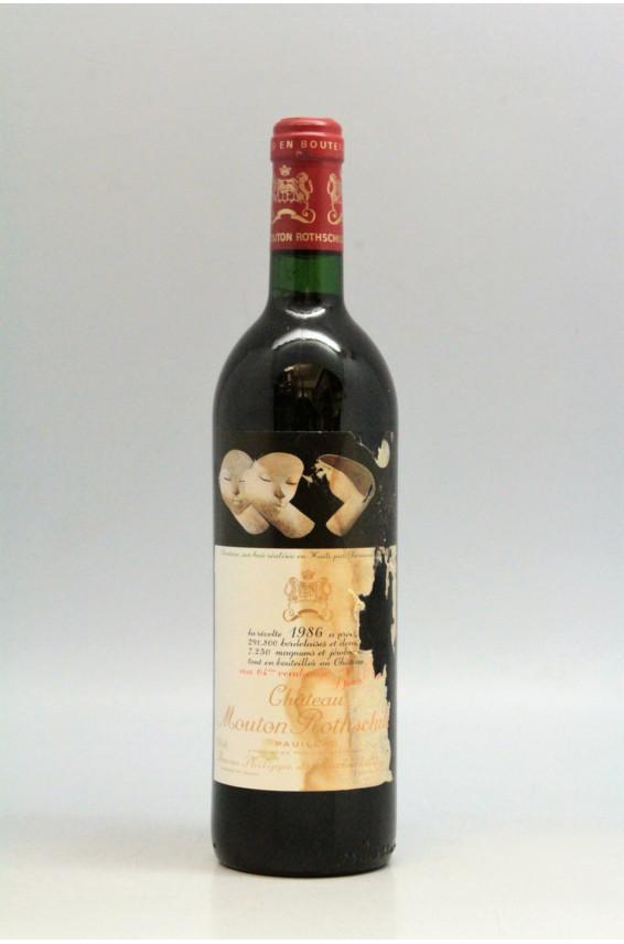 Mouton Rothschild 1986 - PROMO -10% !