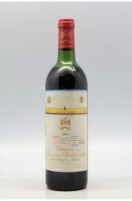 Mouton Rothschild 1983 -10% DISCOUNT !