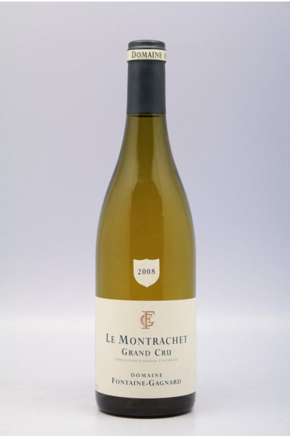 Fontaine Gagnard Montrachet 2008