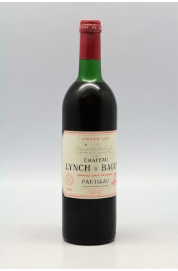 Lynch Bages 1990 - PROMO -10% !