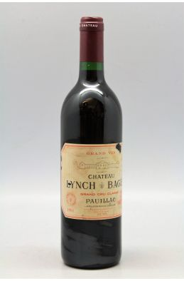 Lynch Bages 1991 - PROMO -10% !