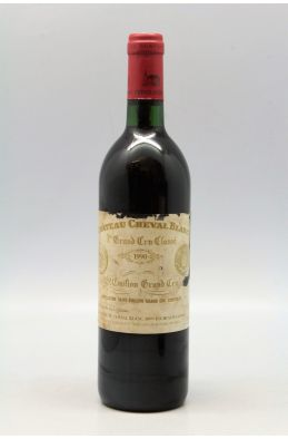 Cheval Blanc 1990 -10% DISCOUNT !