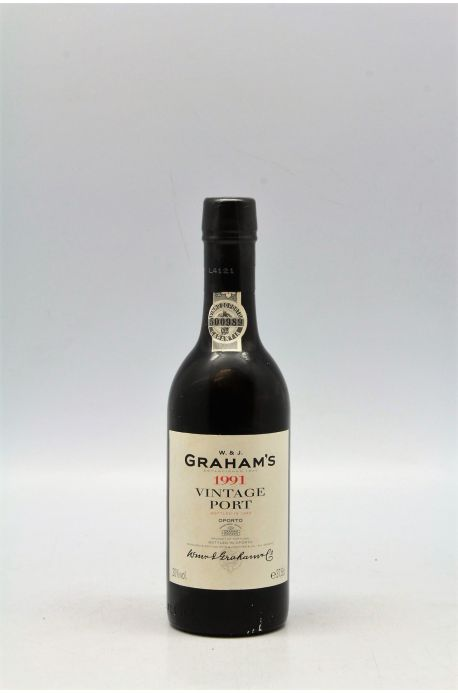 Graham's Vintage Port 1991 37 cl