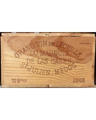 Léoville Las Cases 2000 OWC