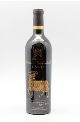Mouton Rothschild 2000 -5% DISCOUNT !