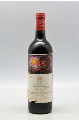 Mouton Rothschild 1998 -10% DISCOUNT !