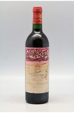 Mouton Rothschild 1988 -10% DISCOUNT !