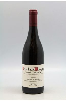 Georges Roumier Chambolle Musigny 1er cru Les Cras 2016
