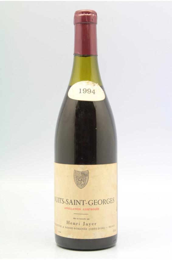 Henri Jayer Nuits Saint Georges 1994