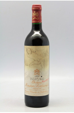 Mouton Rothschild 1993 -10% DISCOUNT !