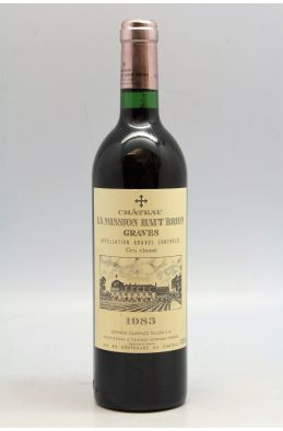 Mission Haut Brion 1983