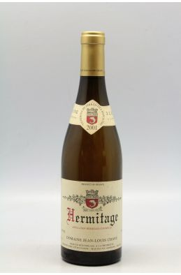 Jean Louis Chave Hermitage 2001 blanc