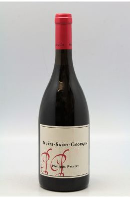 Philippe Pacalet Nuits Saint Georges 2005
