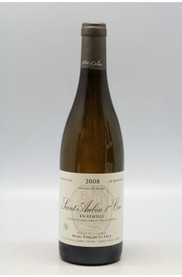 Marc Colin Saint Aubin 1er cru En Remilly 2008