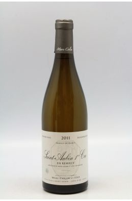 Marc Colin Saint Aubin 1er cru En Remilly 2011