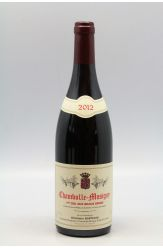 Ghislaine Barthod Chambolle Musigny 1er cru Aux Beaux Bruns 2012