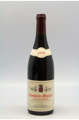 Ghislaine Barthod Chambolle Musigny 1er cru Les Châtelots 2006