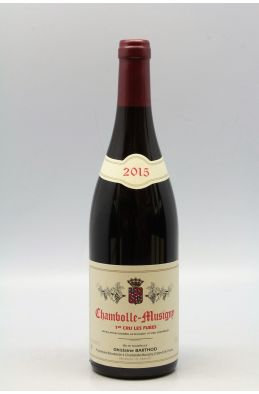 Ghislaine Barthod Chambolle Musigny 1er cru Les Fuées 2015