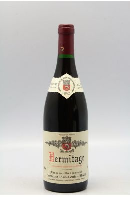 Jean Louis Chave Hermitage Rouge 1992