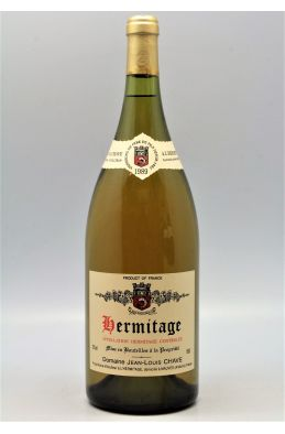 Jean Louis Chave Hermitage Blanc 1989 Magnum