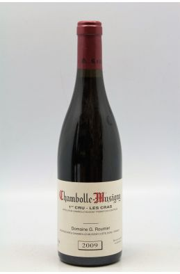 Georges Roumier Chambolle Musigny 1er cru Les Cras 2009