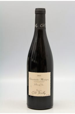 Cécile Tremblay Chambolle Musigny 1er cru Les Feusselottes 2014
