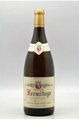 Jean Louis Chave Hermitage 2007 blanc Magnum