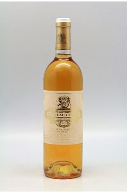 Coutet 1996