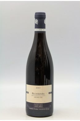 Anne Gros Richebourg 2007