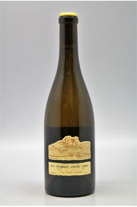 Jean François Ganevat Côtes du Jura Les Gryphées Vieilles Vignes Chardonnay 2015