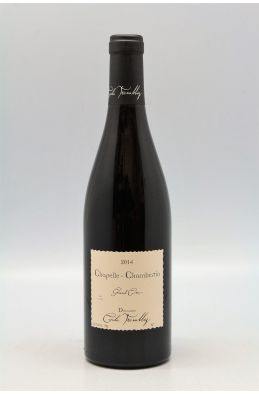 Cécile Tremblay Chapelle Chambertin 2014