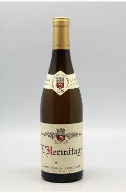 Jean Louis Chave Hermitage 2015 blanc