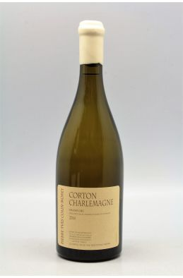 Pierre Yves Colin Morey Corton Charlemagne 2014
