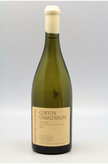 Pierre Yves Colin Morey Corton Charlemagne 2015
