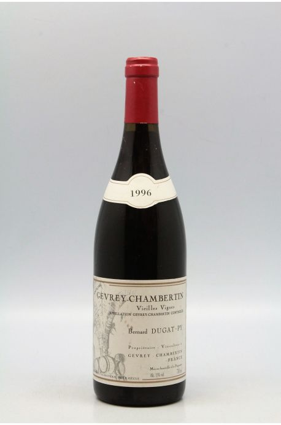 Dugat Py Gevrey Chambertin Vieilles Vignes 1996