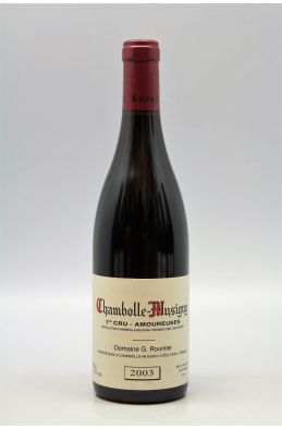Georges Roumier Chambolle Musigny 1er cru Les Amoureuses 2003