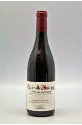 Georges Roumier Chambolle Musigny 1er cru Les Amoureuses 2012