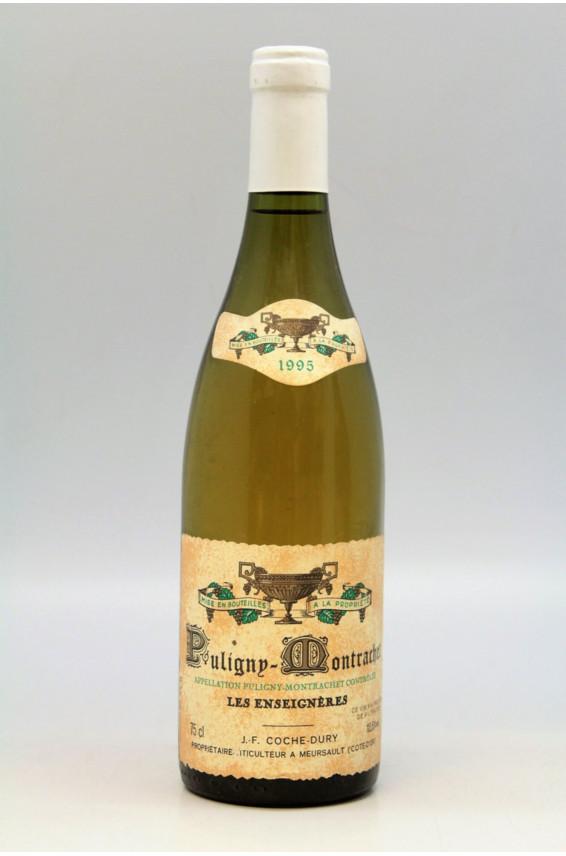 Coche Dury Puligny Montrachet Les Enseignières 1995